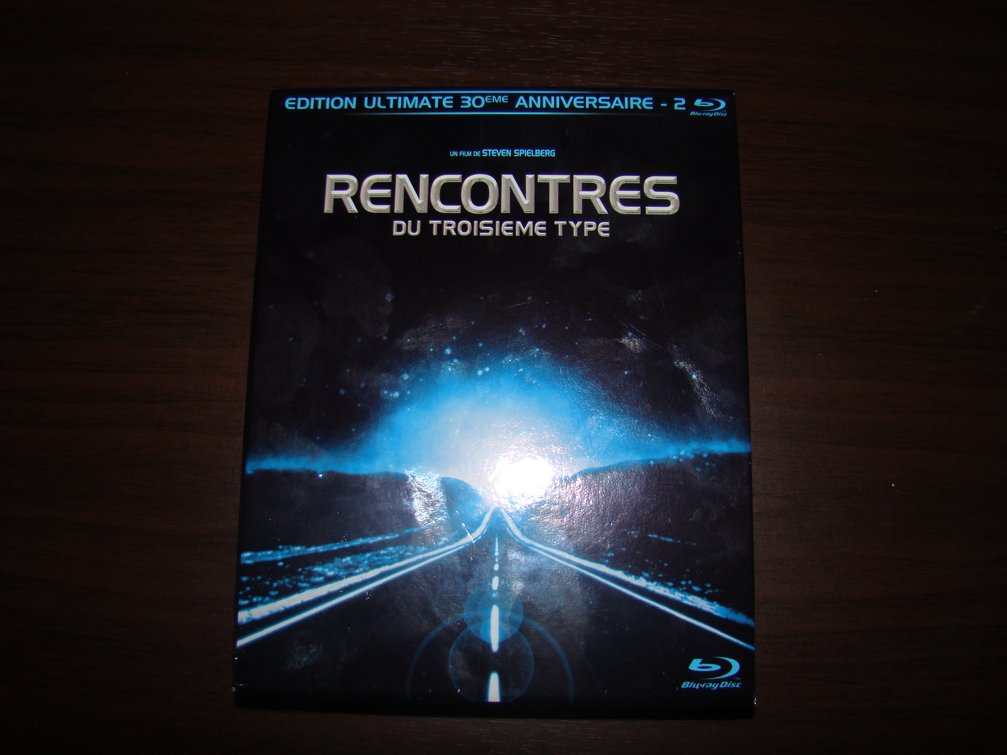 Rencontres rapprochees du 3eme type